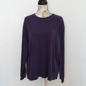 Saddlebred Purple large T Shirt